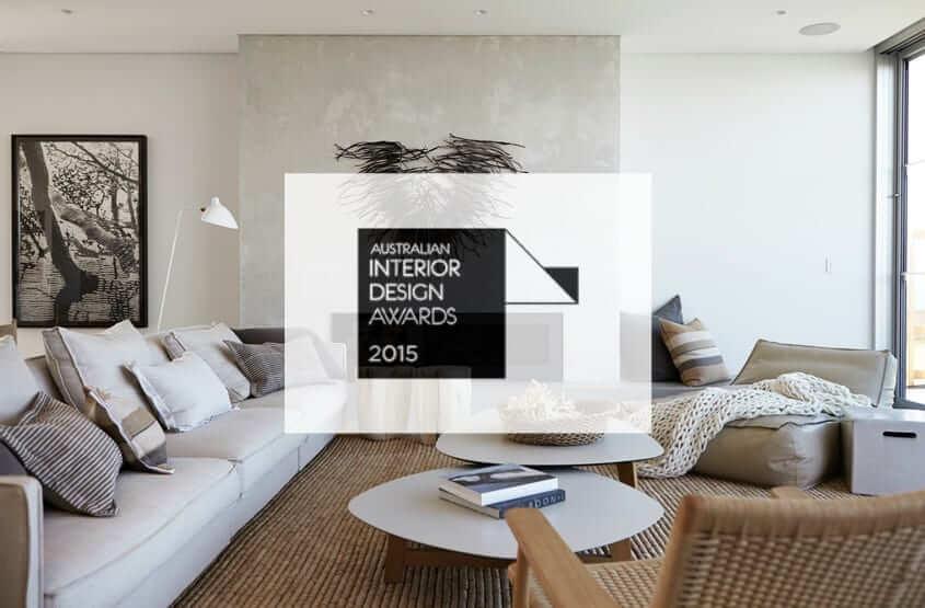 The DIA U0026 The 2015 Australian Interior Design Awards