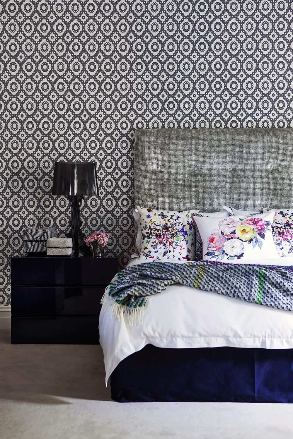 Sydney Interior designer Centennial Park project bedroom redesign