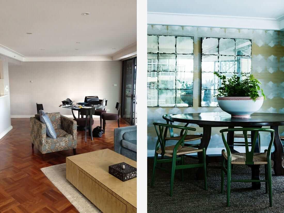 how wallpaper can transform a room