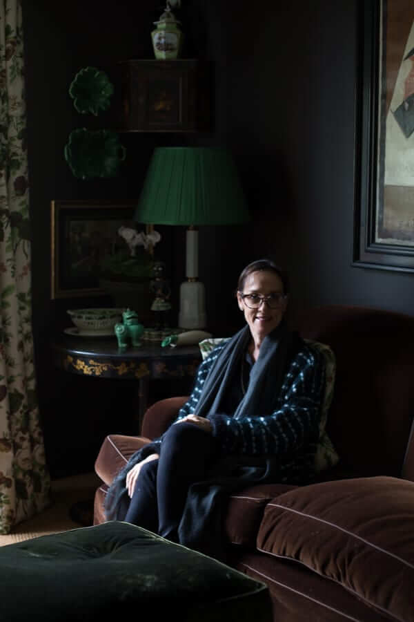 A Retreat With Kathryn M Ireland Marylou Sobel Interior Design
