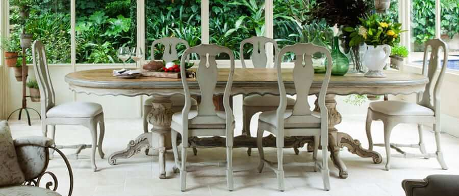 How To Select The Right Dining Chair Marylou Sobel Interior Design