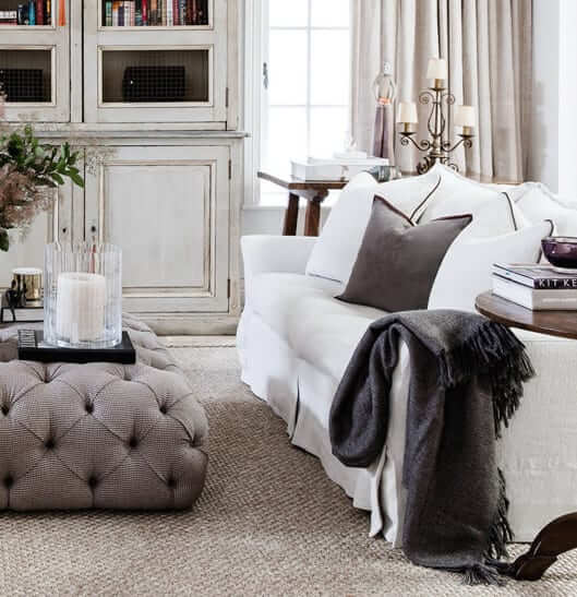 Cosy up your living room this winter