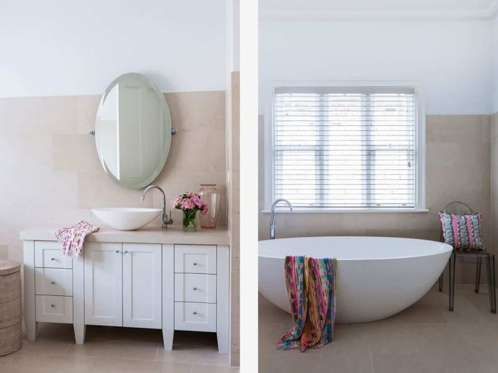 how to design the ultimate bathroom