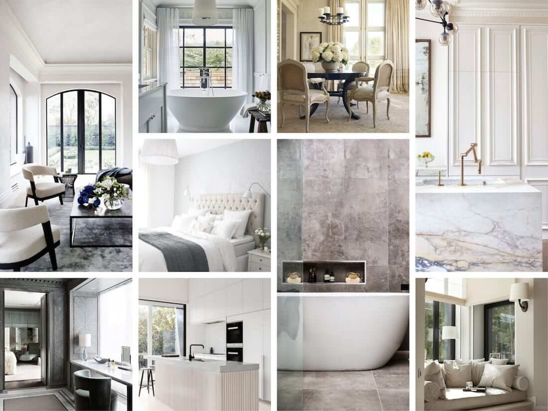 neutral palette interior design pinterest