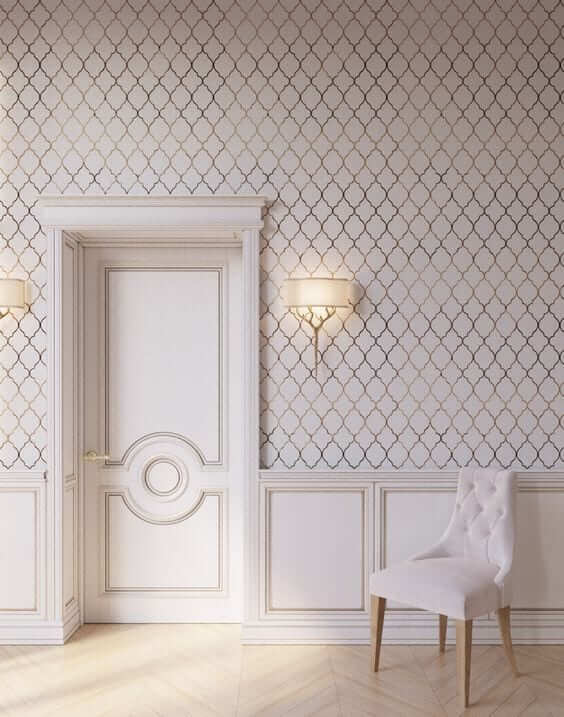 Neutral Interior - Shape and Pattern