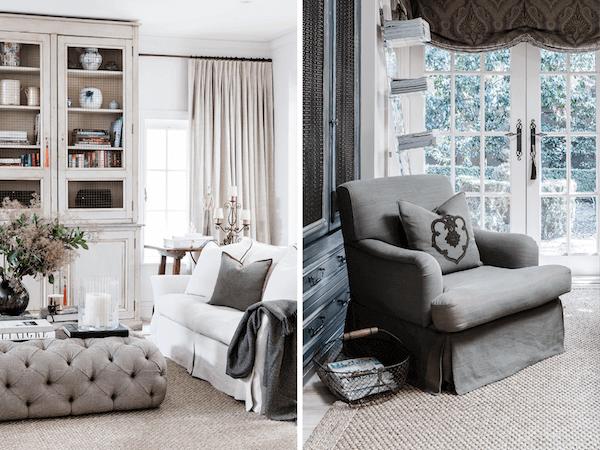 ottoman sofa armchair upholstery