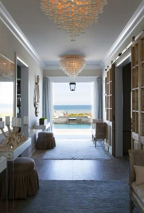 coastal living turned into a sophisticated seaside space