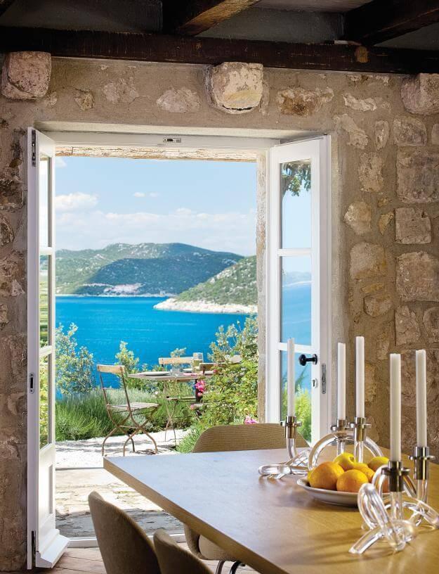 croatia coastal interior