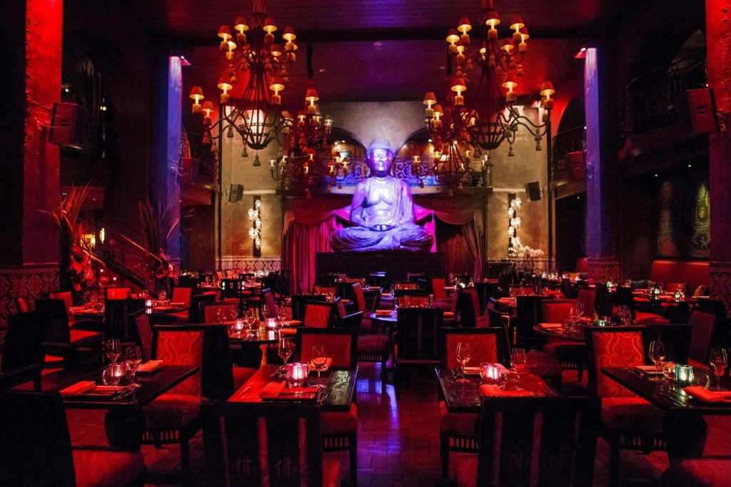 The World's best restaurant interior designs Buddha Bar, Paris