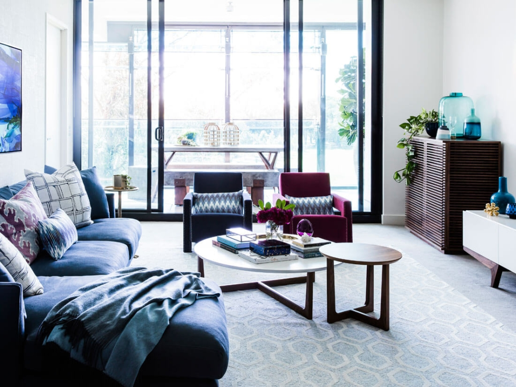 The art of styling a living space